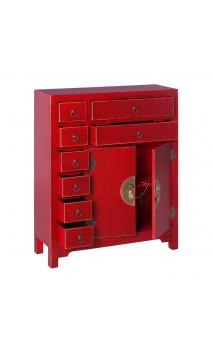 Mueble 73 CHINO rojo