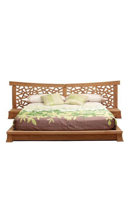 Comprar cama mikado natural online - Muebles Online