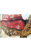 Cuadro Sillón Rojo 90x60 cm