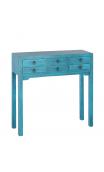Consola CLASSIC azul turquesa