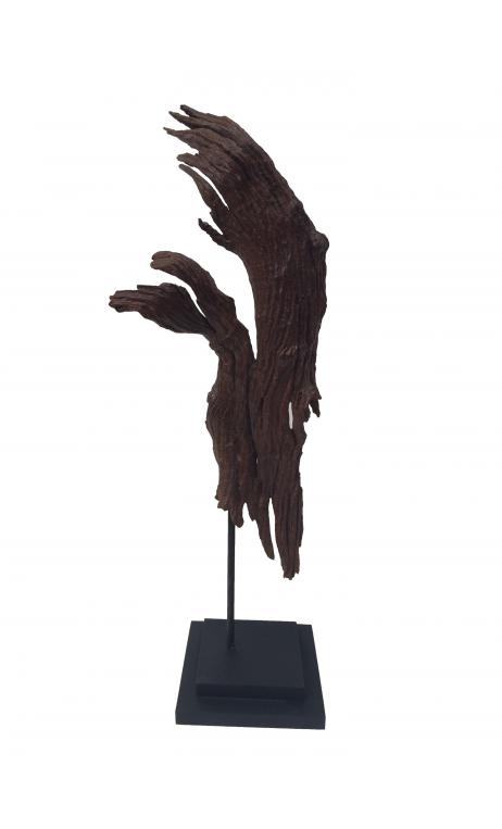 Comprar escultura tnica decorativa corteza 60b online for Escultura decorativa