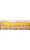 Cuadro Arboleda Amarilla 50x150 cm