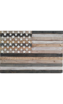 Cuadro bandera USA 112x76