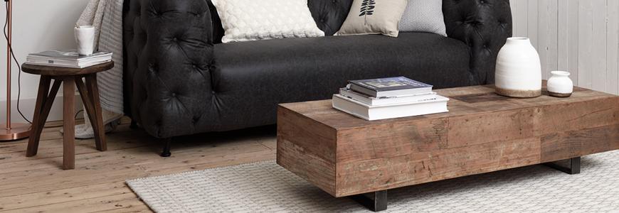 Mesas de centro de dise o modernas y originales online for Sofas originales online