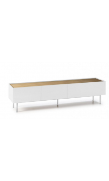 Mueble TV ARISTA 180x40x45cms blanco