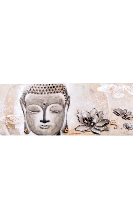 Cuadro Buda Zen 60x160 cm