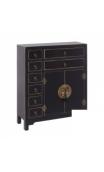 Mueble 73 CHINO negro