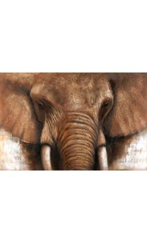 Cuadro Elefante Mural