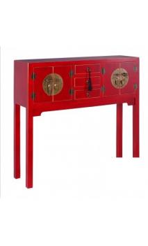 Consola 95 CHINA roja