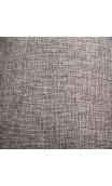 Lámpara mesa gris cerámica tejido 32 cm