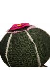 Tope puerta Cactus verde A