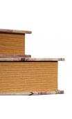 Set 2 Cajas Libro Hojas