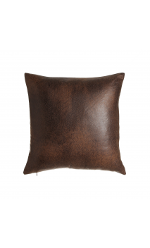 Cojín Antique Leather 45 x 45