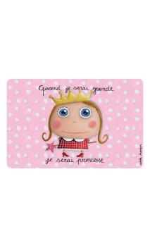 Mantel Princesa Individual
