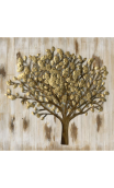 Cuadro Árbol 3D