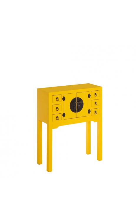 Consola 63 CHINA amarilla