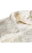 Manta sofá Blanco Helsinky