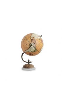 Globo Mundo Beige 20 cm