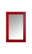 Espejo Oriente Rojo