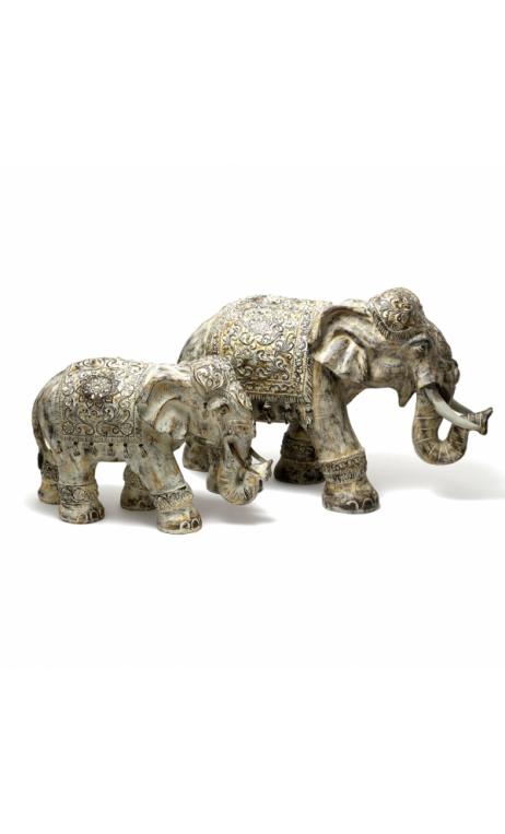 Comprar elefante nepal peque o online figuras animales for Muebles elefante