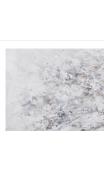 Pintura Árbol Gris-Blanco 140x3x70 cm