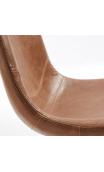 Silla STRIKE marrón