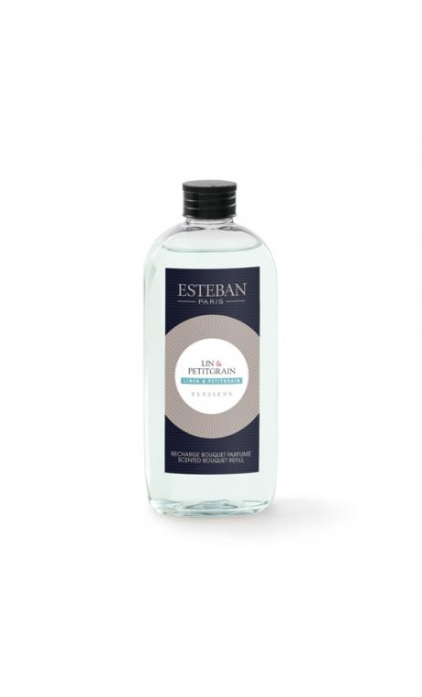 Lino y Petitgrain 150 ml Recarga Esteban