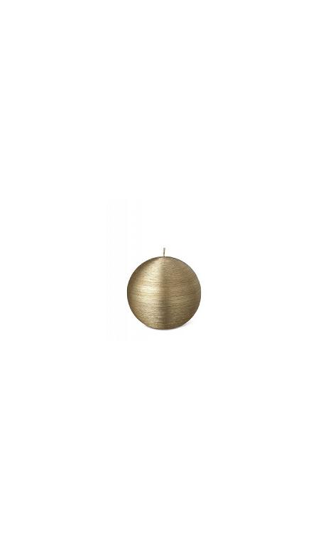 Vela Seda Oro 9,5 cms