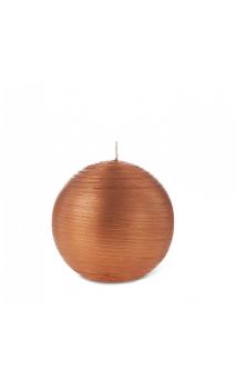 Vela Seda Cobre 9,5 cms