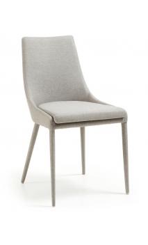 silla DANTE gris claro