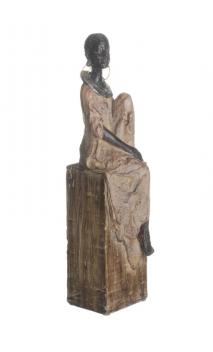 Figura AFRICANA (B) PEDESTAL 36
