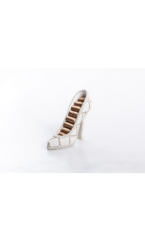 Zapato ANILLERO Blanco 27