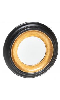 Espejo CIRCLE Negro - Oro 75