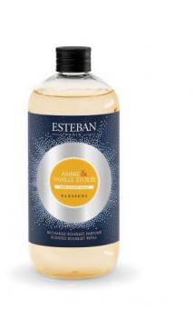AMBAR Y VAINILLA recarga 500 ml Esteban