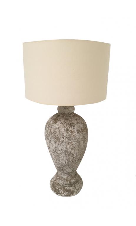 Lámpara XIAM terracota