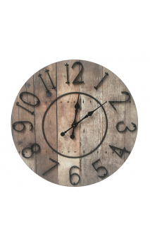 Reloj Pared WOOD 80