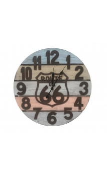 Reloj ROUTE 66 Pared