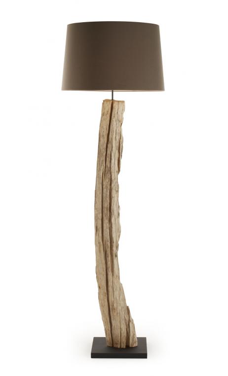 Lampara LYRA marrón