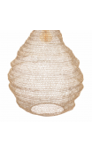 Lámpara Techo ORO MALLA 80