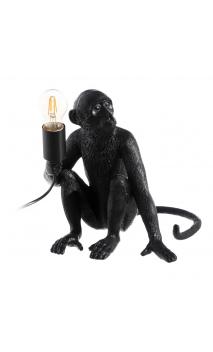 Lámpara MONO Negra Mesa 30