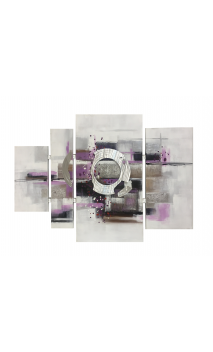 Lienzo REMOLINO 4 P abstracto 160