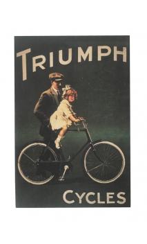 Cuadro TRIUMPH Bicicleta 85
