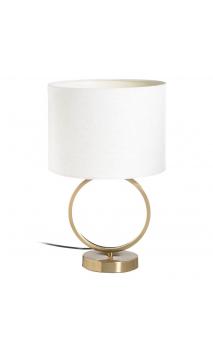 Lámpara sobremesa CIRCLE ORO 45
