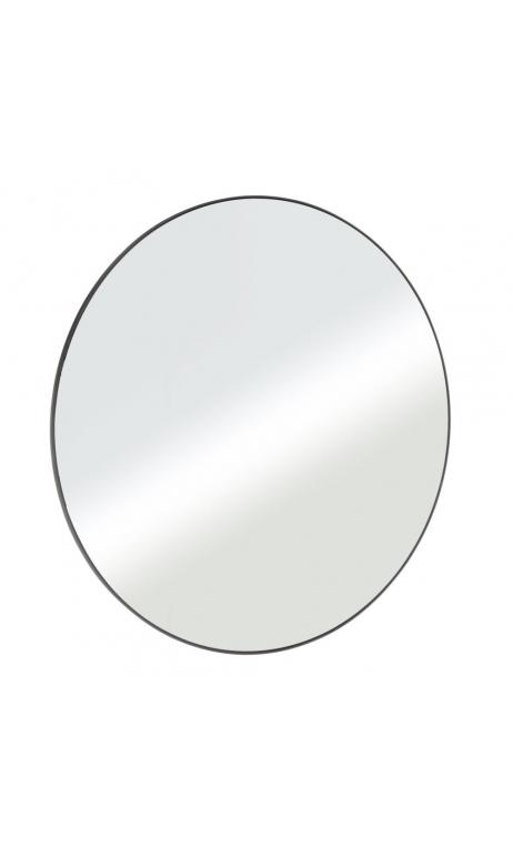 Espejo Redondo FINO NEGRO 116