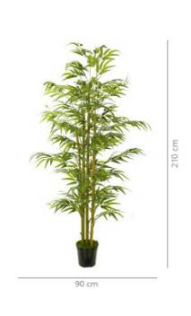 Árbol BAMBÚ 210cms