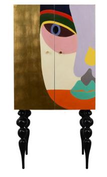 Armario MASQUER 78x45x160 cms