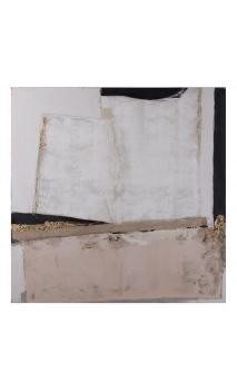Pintura abstracto TISSU 100