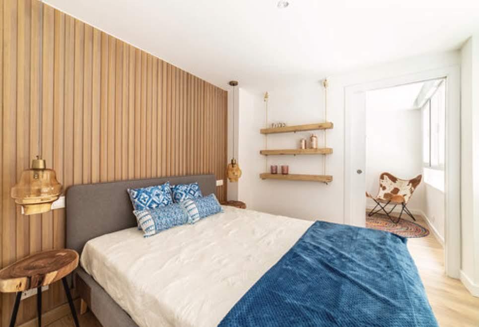 interiorismo Talavera dormitorio